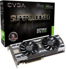 EVGA GeForce GTX 1070 SC Gaming VR Ready (08G-P4-6173-KR)