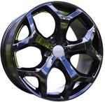 Opinie o Racing Line FELGI 20'' 5X120 BMW X4 F26 X5 E70 F15 X6 E71 F16 20X8.5 5x120 ET38 74.1 DW031 (ER031L209507) MG wit