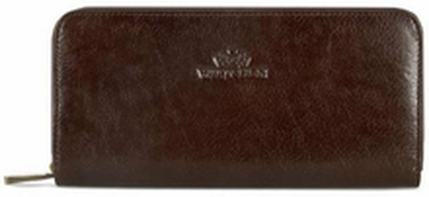 Wittchen Duży portfel damski - 21-1-393-4 brązowy