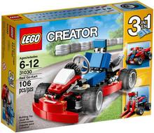 LEGO Creator 31030 Czerwony gokart