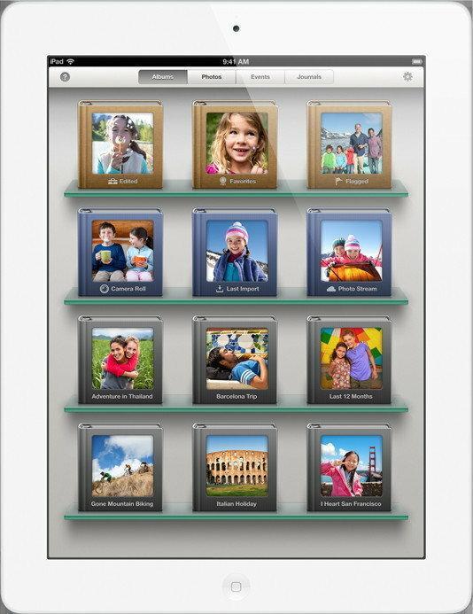 Apple iPad 4 16GB LTE