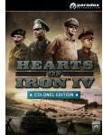 Hearts of Iron IV: Colonel Edition (+ BONUS! KLUC