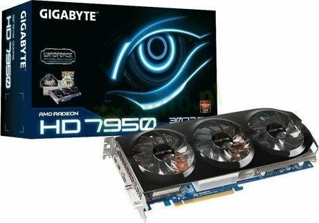Gigabyte GV-R795WF3-3GD