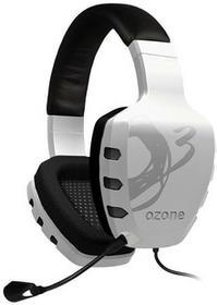 Ozone Gaming Rage ST Biało-czarne
