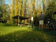 Lekcja gry w golfa - Warszawa