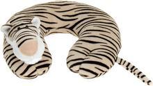 Emako Poduszka podróżna dla dziecka rogalik z motywem zwierzątka B01M36J48G