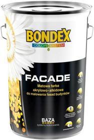 Bondex Farba fasadowa Facade baza 30 4 5 l