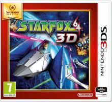 Star Fox 64 3D Select 3DS