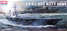 Academy CV-63 USS Kitty Hawk 14210