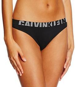 Calvin Klein Stringi underwear THONG dla kobiet, kolor: czarny, rozmiar: 38 (rozmiar producenta: M)
