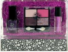 Makeup Trading Schmink Set Glitter Fuchsia W Kosmetyki Zestaw kosmetyków Complet