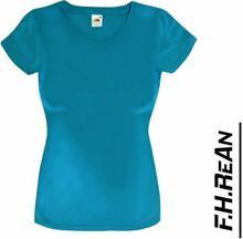 Koszulka Lady-Fit Valueweight 61-372-0 165g MORSKI