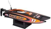 Joysway Łodż Motorowa Magic Cat V4 2CH 2.4GHz RTR