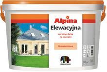 Alpina Farba elewacyjna brzoskwiniowa 10 l