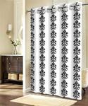Rea Tekstylna zasłonka prysznicowa SC5004AA 150x200