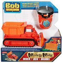 Fisher Price Bob Budowniczy Spychacz Muck i piasek kinetyczny DMM53