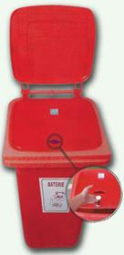 Pojemnik na baterie 120l ABRN005