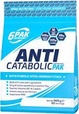 6PAK Nutrition 6Pak Nutrition Anticatabolic Pak - 900G