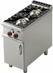 RM Gastro Kuchnia gazowa z szafką PC - 94 G