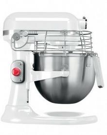 Kitchen Aid Mikser Professional 6,9 l biały | 5KSM7990XEWH