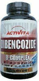 Activita Dibencozide B-Complex 100 kap. 100 szt.