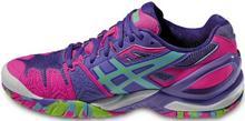 Asics Buty tenisowe Gel-Resolution 5 - purple/aqua blue/pink