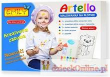 Emily Artello - Malowanka Na Płótnie - 2 Obrazy - Zestaw Deluxe em010