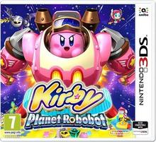 Nintendo Kirby: Planet Robobot 3DS