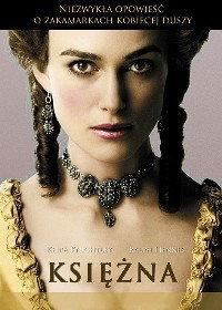 Księżna [DVD]