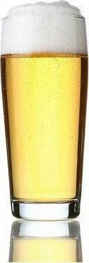 Glasmark Kufel do piwa ze szkła 360 ml