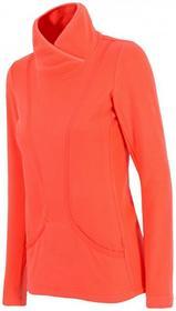 4F [T4Z16-BIDP201] Bielizna polarowa damska BIDP201 neon koral [T4Z16-BIDP201] Womens fleece underwear BIDP201