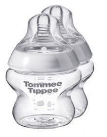 Tommee Tippee Butelka closer to nature 150 ml x 2 szt