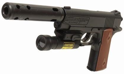 Crosman Wiatrówka 1911BB Tactical (40005)