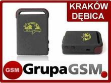 TRACKER Lokalizator GPS GSM TK102 - Wysyłka lub Odbiór: Kraków, Dębica