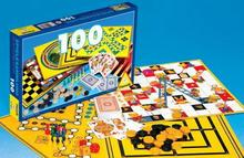 Piatnik Zestaw 100 gier