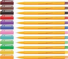 Rystor Cienkopis RC-04 komplet 6 kolorów