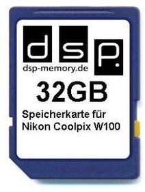 DSP Memory parent for Nikon Coolpix W100 32 GB Z-4051557438248