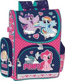 St. Majewski Tornister szkolny My Little Pony III
