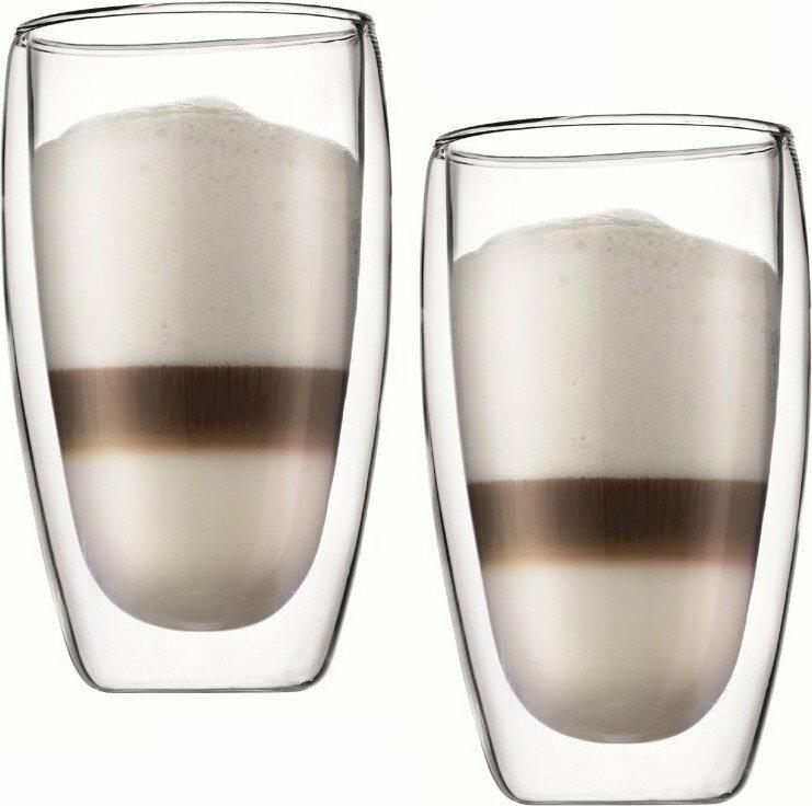 Bodum 2 szklanki izolowane Pavina, 0.08 l - 0,45 l 4560-10