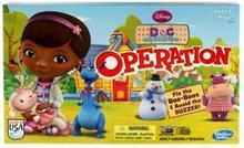Hasbro Operacja Klinika Dla Pluszaków A5879