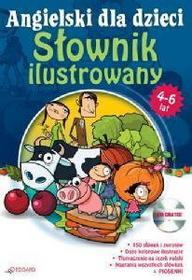 Edgard Angielski dla dzieci. Słownik ilustrowany (4-6 lat)