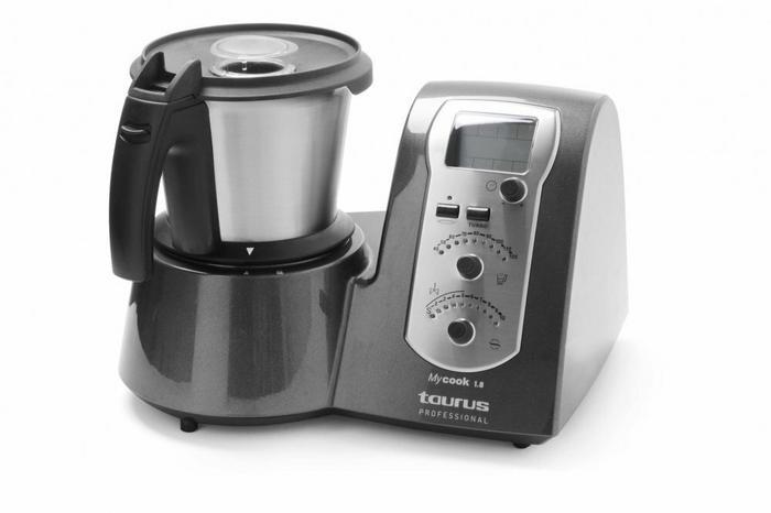 Hendi Profesjonalny robot kuchenny indykcyjny MYCOOK 1.8 - 226384