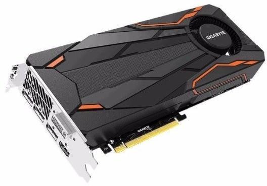 Gigabyte GeForce GTX 1080 Turbo OC VR Ready (GV-N1080TTOC-8GD)