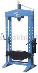WERTHER Prasa hydrauliczna z pompą ręczną 20t PR 20 PR20