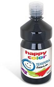 Happy Color Farba 500 ml czarna