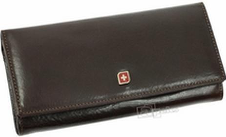 Genevian Luxury Objects 03-2313-04 portfel skóra - brązowy