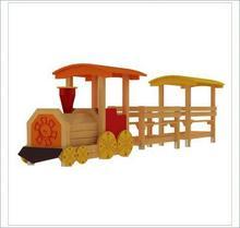 Prosympatyk Pociąg z dwoma wagonami