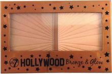 W7 Hollywood Bronze & Glow Zestaw Do Konturowania Twarzy 13g