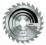 Opinie o Bosch tarcza pilarska Optiline Wood 160x2,6x20-16x48z