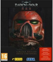 Warhammer 40,000 Dawn of War III Edycja Limitowana PC